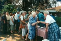 Openen eerste baan 2 juli 1995